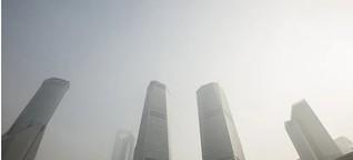 China: Das Geschäft mit dem Smog boomt