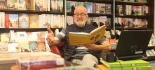 Videos aus der Einsamkeit: Ein Buchhändler wird zum Youtuber