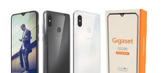 Gigaset GS290 – das Eco-Premium Smartphone