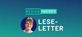 Mehr News & Entdeckungen aus der Woche – zusammengetragen von Florian Boldt