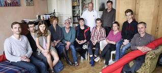 Hausbesuch Prenzlauer Allee 45 in Berlin: Bezahlbar leben, noch