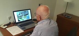 Alt und Offline - Fehlende Internetversorgung in Pflegeheimen
