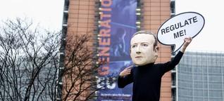 Wie die USA und die EU versuchen, Big Tech zu regulieren