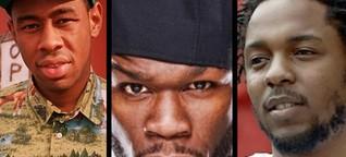 Wie sich US-Rapper gegen Waffengewalt positionieren // Liste