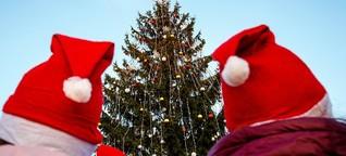 Weihnachten und Corona: Deutsche wollen feiern wie immer