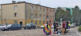 """""""Jemand muss hier in Polen bleiben und für unsere Rechte kämpfen"""""""