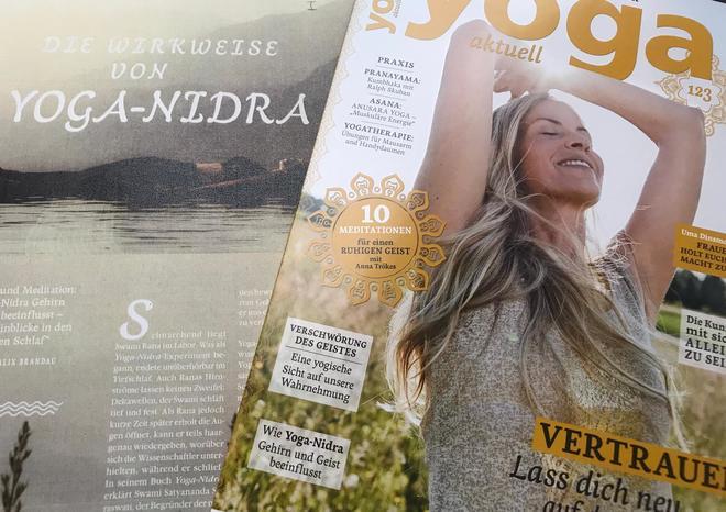 Wie Yoga Nidra Gehirn und Geist beeinflusst