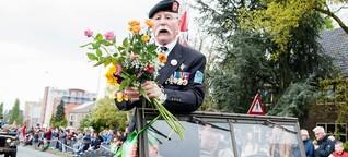 Deutsche Besatzung in den Niederlanden - Vom Befreiungstag zum Tag der Freiheit