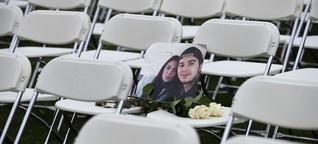 MH17-Absturz - Niederlande verklagen Russland wegen Flugzeug-Abschusses