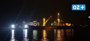 Tausende Liter Öl in Rostocks Hafenbecken - Wie groß ist die Umweltgefahr?
