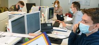 NRW Gesundheitsämter: Schnelle Kontaktverfolgung mittlerweile möglich