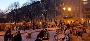 Woran es liegt, wenn eine Stadt uns glücklich macht - oder fertig
