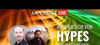 Live Talk: Hypes durchschauen mit Christian Müller