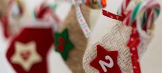 Kindheitsgefühle an Weihnachten: Advent, ich glaub es brennt!