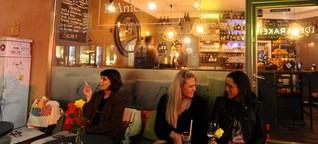 Bar L'Americano in München: Italien-Gefühl vor der Tür