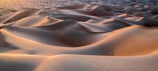 Abu Dhabi: Dünen wagen