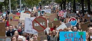 """Klimastreik: """"Die Angst vor dem Regelbruch ist tief verankert"""""""
