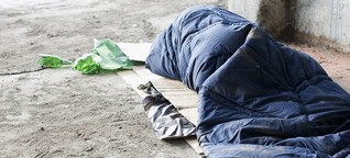 Eva muss raus - eine obdachlose Frau und ihr Traum vom Aufstieg