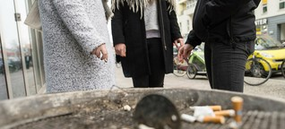 Per App zum Nichtraucher: Wo die Nikotinsucht endet, beginnt das Geschäft