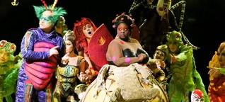 Cirque du Soleil: Flirrendes Ökosystem auf der Bühne