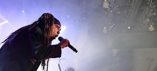 Wut und LSD: Metal-Band Ministry im Pavillon