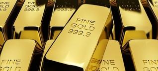 Wirtschaft schwächelt, Goldhändler profitieren | MDR.DE