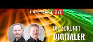 Live Talk: Die Zukunft digitaler Events