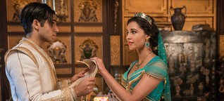 Der neue Aladdin Film: CGI at its best