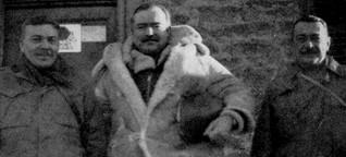 An d'Mille geroden: Den Ernest Hemingway zu Roudemer