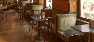In Wien können Schüler und Studis im Kaffeehaus lernen