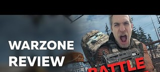 WARZONE - Der BESTE Battle Royale? | Review (PS4)