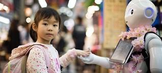 """""""Wir brauchen ein ethisches Bewusstsein für den Umgang mit Technologien"""""""