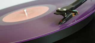 Ihr wollt eure Musik auf Vinyl pressen aber euch fehl das Geld? Bandcamp hilft aus! :: bonedo.de