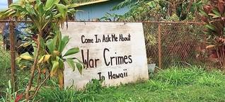 Aloha für die Freiheit