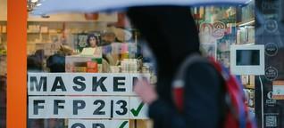 Nur noch FFP2- und OP-Masken: Die Maskenfrage treibt alle um