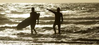 """Swellness"" therapiert Burnout am Atlantik"
