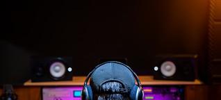 Tontechniker /-in: Alle Infos zum Beruf