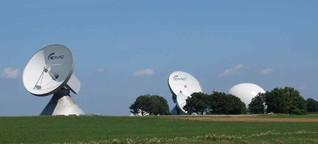Raisting und die Telekommunikation