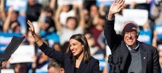 Biden und die Linke - das sind die Streitpunkte bei den US-Demokraten