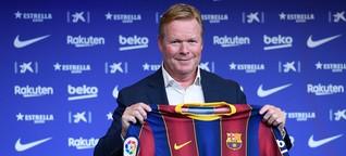 Neuer Trainer schafft Barça-System ab: Koeman will Bayern kopieren!