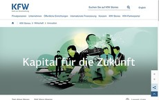 Für KfW Stories: der Venture-Capital-Fonds ETP Partners