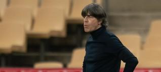 Kommentar zu Bundestrainer Löw. Das Feuer ist erloschen