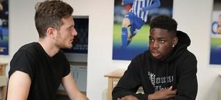 Rassismus im Profi-Fußball! Familie Torunarigha erzählt ihre Geschichte