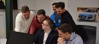 Magdeburger eröffnet Loft für Start-Up-Ideen