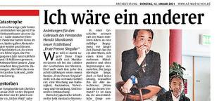 "Haruki Murakamis ""Erste Person Singular"" - Rezension"