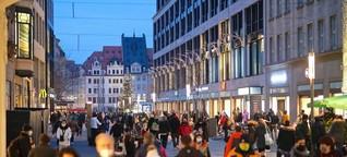 Babyboom und Pleitewelle - Das könnte Leipzig erwarten