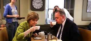 Schottlands Regierungspartei zerlegt sich