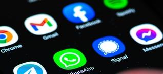 WhatsApp und die Alternativen: Wie vertrauenswürdig sind Messenger?