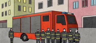 Rassismus: Brennt es bei der Feuerwehr?