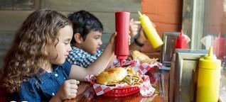 Ohne Fleisch und Milch: Darf ich mein Kind vegan ernähren?